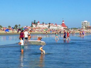 Hotel Del Coronado and Coronado Beach I Science Technology and Lifestyle I SciTechLifestyle.com